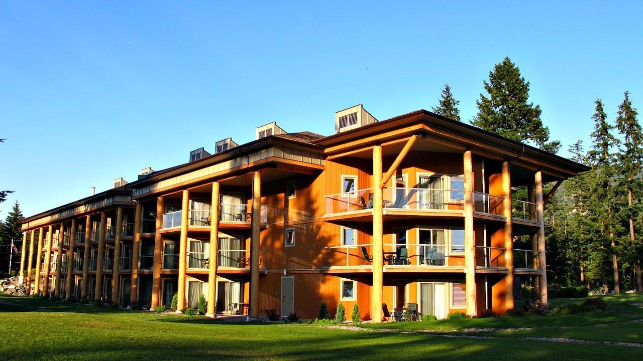 Quaaout Lodge Spa At Talking Rock Golf Resort Chase Bc