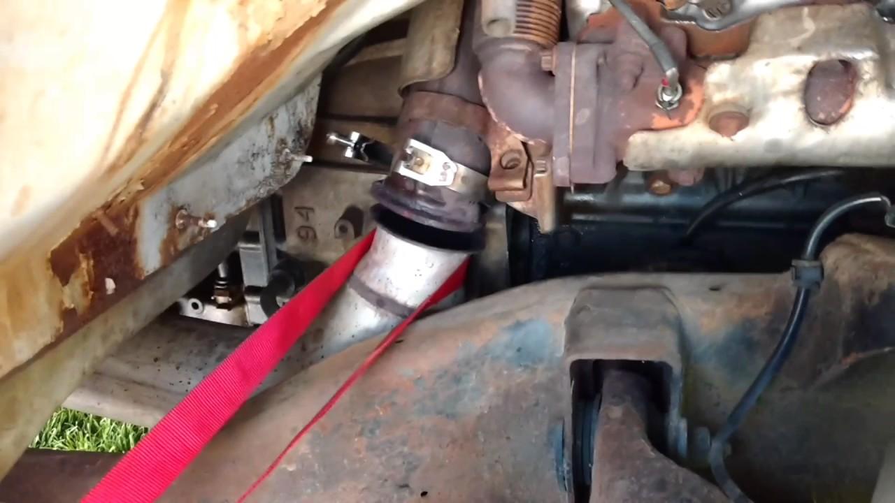 2005 gmc sierra wiring diagram 05 duramax starter removal tip youtube  05 duramax starter removal tip youtube