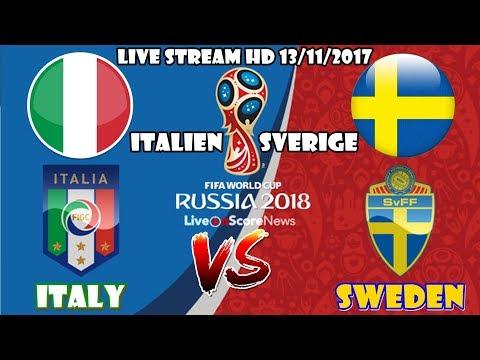 ITALIA VS SVEZIA LIVE STREAM HD -COPPA DEL MONDO 2018 l VM 2018 - ITALIEN VS SVERIGE LIVE STREAM HD