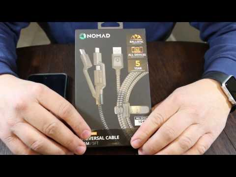 Best USB cable for Under $40 - iPhone, Galaxy S8, and more!!