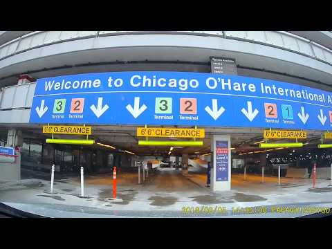 Chicago O'Hare International Airport Parking