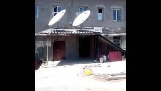 Ось так у нас в Турксибском районі роблять ремонт,ми гроші повинні заплатити за ремонт державі .