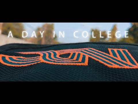 A Day In College | Notre Dame College,Dhaka |