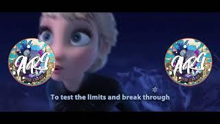 Let it go movie music...Dangdut
