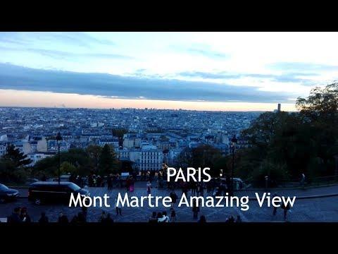 Montmartre Paris Amazing View