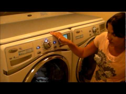 Whirlpool Duet Washer Amp Dryer Video Review Youtube