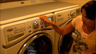 whirlpool duet washer dryer video review