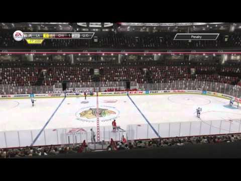 NHL 14: Los Angeles Kings Vs. Chicago Blackhawks (2014/15 Roster Preview)