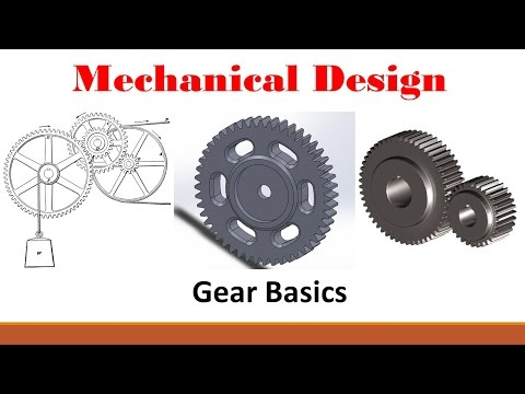Mechanical Design (Part 2: Gear Overview)