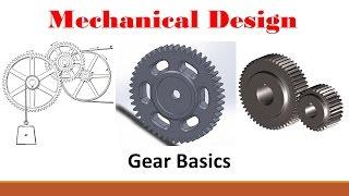 Mechanical Design (Part 2: Gear Overview)