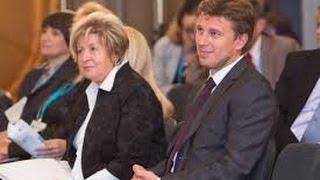 Людмила Путина взяла фамилию молоденького мужа