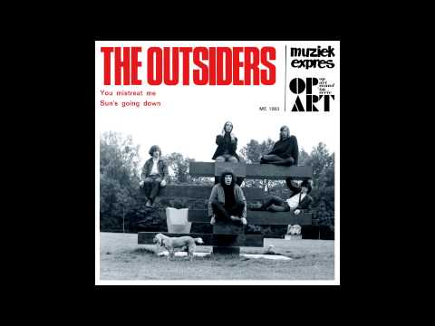 OUTSIDERS - Sun's Going Down