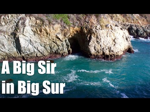 A Big Sir in Big Sur – Thoughts From Places