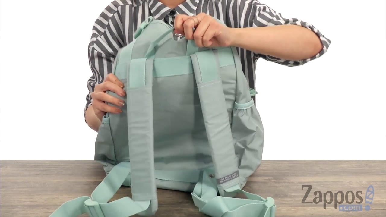 5befb8835c adidas Yola Backpack SKU  8990651 - YouTube
