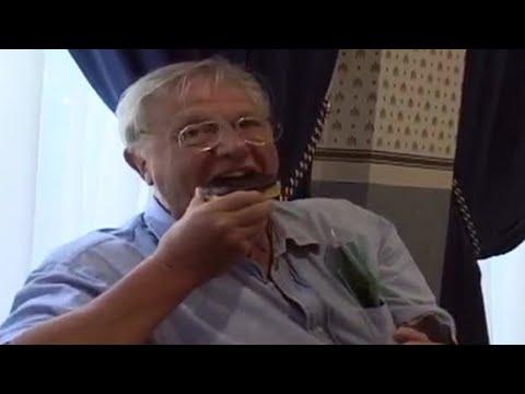 Sir David Attenborough on Vanity   with Michael Palin  BBC