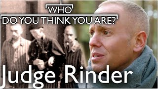 Judge Rinder Explores His Holocaust History | Who Do You Think You Are