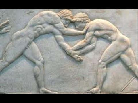 Ancient Olympic Games / History and Origin