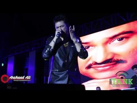 Kumar Sanu : Chand Sitare - Live in Trinidad