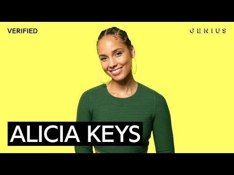 "Alicia Keys ""Underdog"" Official Lyrics & Meaning 