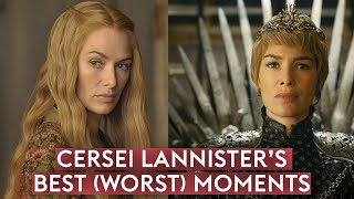 Cersei Lannister's best lines + most vicious moments