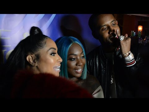 Spice - Love & Hip Hop ATL, Grenada Elections, Art Hearts Fashion (4/1/18) come chat wid mi