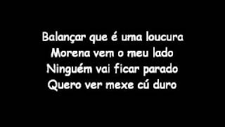 Danza Kuduro Don Omar Ft Lucenzo Letra Lyrics