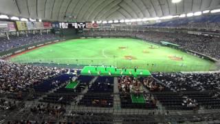 SONY HDR-MV1にて撮影 2016年7月16日 第87回都市対抗野球大会 1回戦・東...