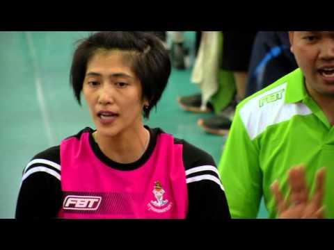 วอลเลย์บอลหญิง กีฬาแห่งชาติครั้งที่ 44 รอบชิงชนะเลิศ กรุงเทพฯ - นครราชสีมา