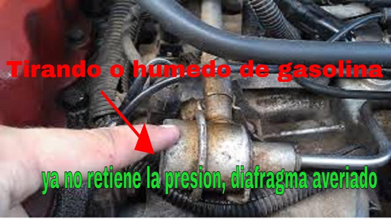 Lo que no Sabes sobre el Regulador De Presion de Gasolina ...