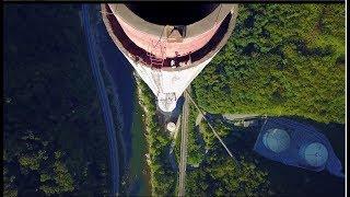 Odwiedziliśmy najwyższy komin w Europie - 360 metrów