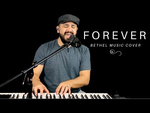 Forever - Brian Johnson - Cover by Daniel Robinson