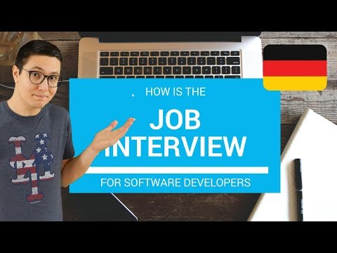 How is the Job Interview in Germany? (for software developer