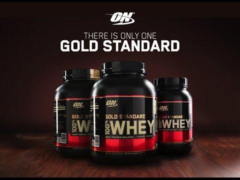 Optimum Nutrition 100% Whey Gold Standart [Протеин Gold Whey .