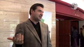 Brendan Coyle Basauri Interview Thumbnail