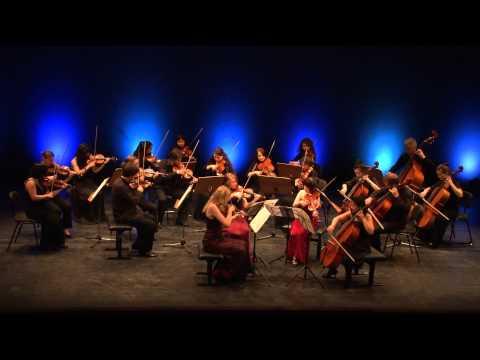 Edward Elgar: Introduction und Allegro für Streichquartett und Streichorchester op.47