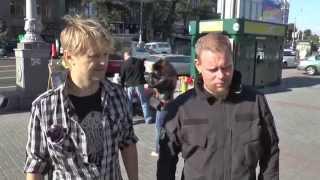 Swedish Sniper Mikael Skillt in Ukraine Шведский снайпер Скилт воюет против русских в Украине