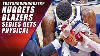 Trail Blazers vs Nuggets Highlights & Recap