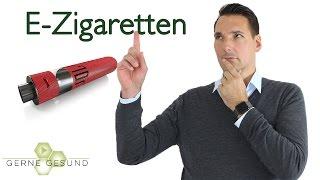E-Zigaretten – Wie schädlich sind sie wirklich? - Gerne Gesund