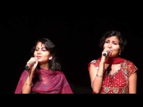Vidya Vandana Singing - Munbae Vaa at FETNA 2012
