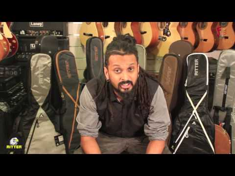 RITTER Bags Demo by Roop Thomas Philip