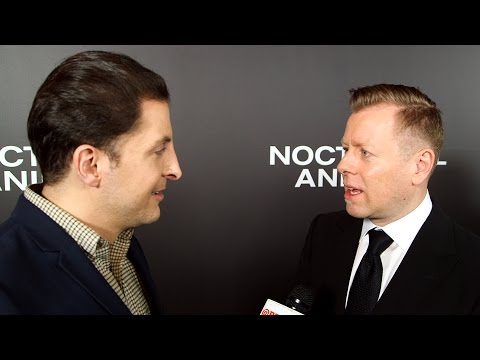 """Abel Korzeniowski at the """"Nocturnal Animals"""" NY Premiere Behind The Velvet Rope with Arthur Kade"""