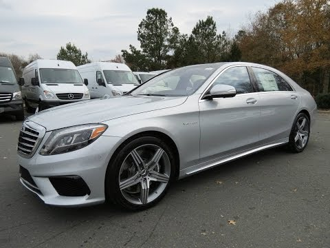 2014 Mercedes-Benz S63 AMG 4Matic Start Up, Exhaust, and In Depth Review