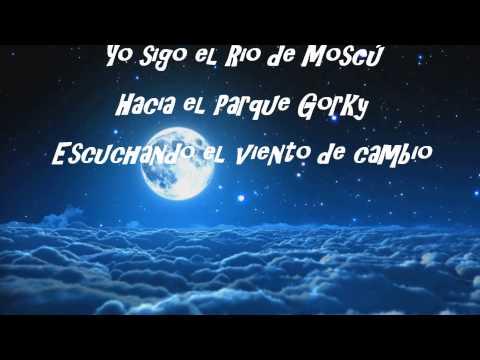 Scorpions Wind Of Change Subtitulado Al Español