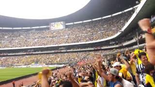 Grito de Gol en el Azteca. AME vs MTY