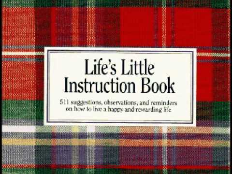 The Complete Lifes Little Instruction Book Read Randy Bear