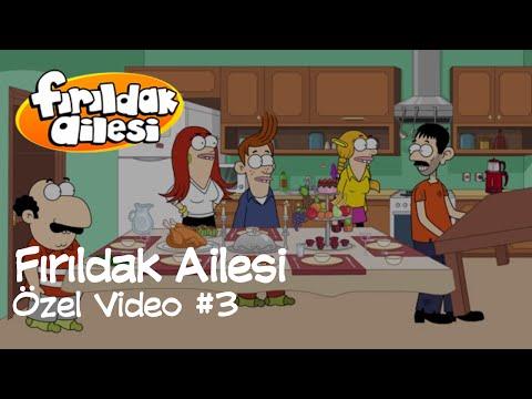 Fırıldak Ailesi - Özel Video 3 | Grafi2000