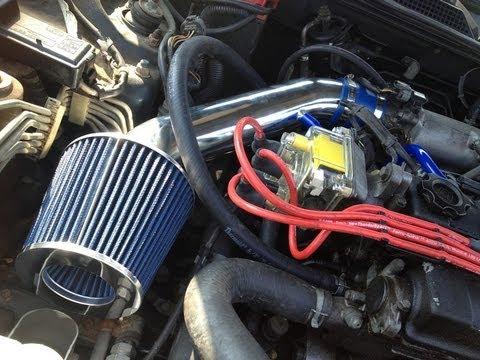Ford 2 0l Engine Diagram How To Short Ram Intake Installation 94 Integra Ls