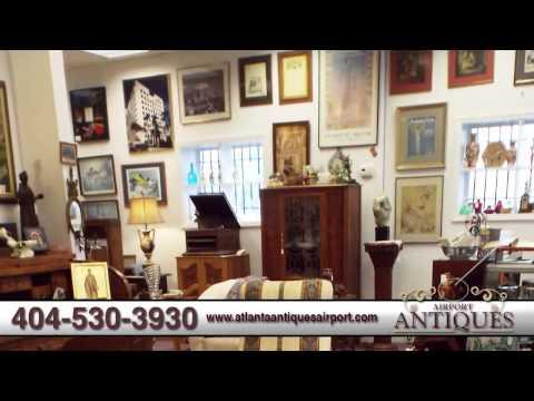 Airport Antiques | Antique Furniture, Professional Auctioneer & Estate Services in Atlanta, GA
