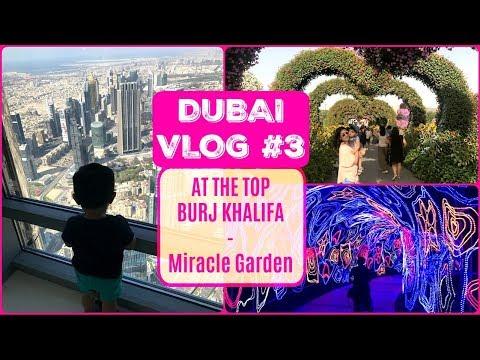 FAMILYVLOG | DUBAI VLOG | REISEN MIT KLEINKIND | AT THE TOP BURJ KHALIFA | OlasWorld