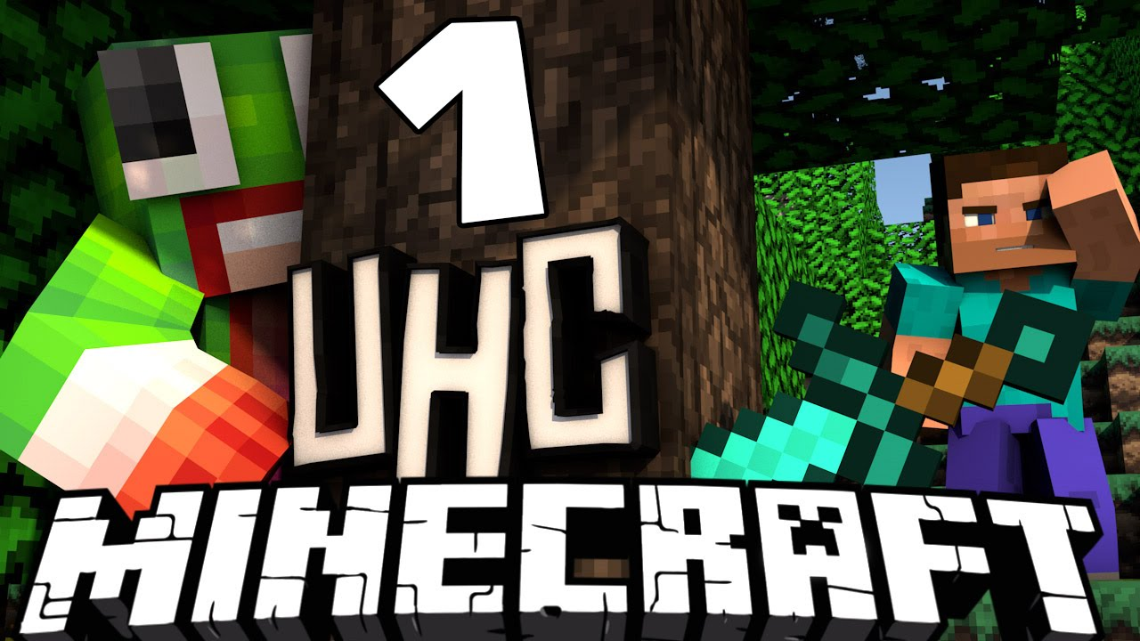 Ultra Hardcore Survival: Cut Clean (Minecraft UHC) Episode 9